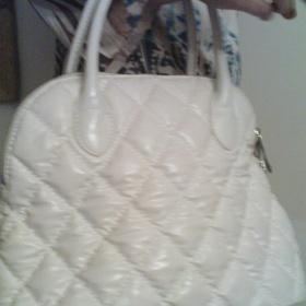 Bílá  kabelka  Zara - foto č. 1