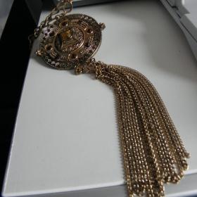 Antický, zlatý řetízek - foto č. 1