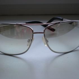 Zlaté brýle Rocawear
