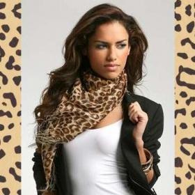 Leopardí tílko Reserved - foto č. 1