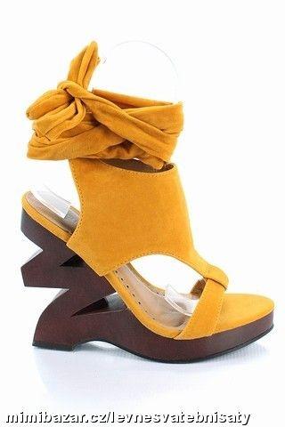 a75e97a7507 Žluté boty - Diskuze Omlazení.cz