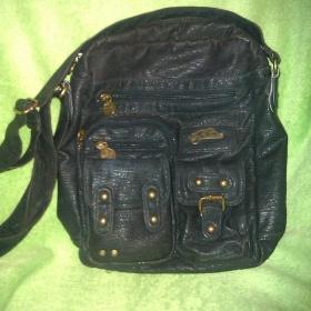 Černá kabelka Brunotti - foto č. 1