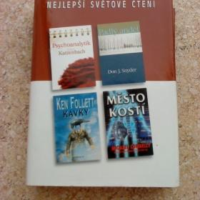 Světové čtení - výběr autorů - foto č. 1