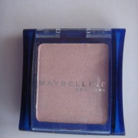 Růžové oční stíny Expert Mono Eyeshadows Maybelline Rose tint/Rose delicat - foto č. 1