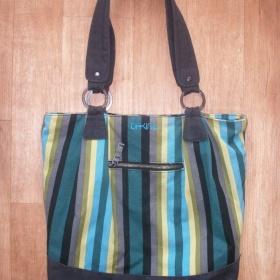 Barevn� bavln�n� kabelka p�es rameno Dakine Paige - foto �. 1