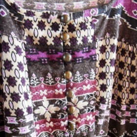 Lindex vzorovaná etno tunika - foto č. 1