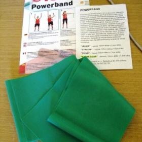 Togu Powerband guma na cvičení - foto č. 1