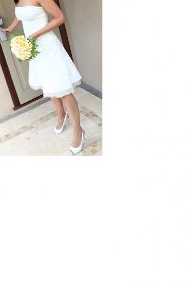 601c73e4b23 Krátké svatební šaty - Diskuze Omlazení.cz