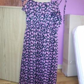 Květované letní šaty Tally Weijl - foto č. 1