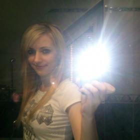 Vlasy clip in  Blond(lidské vlasy) - foto č. 1