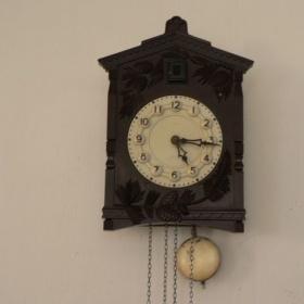 Kukačky - hodiny - foto č. 1