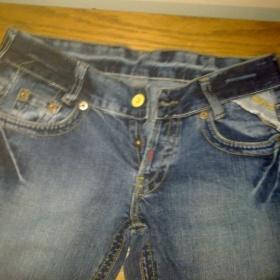 Kalhoty *replay* tmav� modr� - foto �. 1