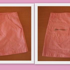 Růžová sukně - foto č. 1