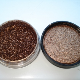 MAC pigment Solar Bits Bronzescape