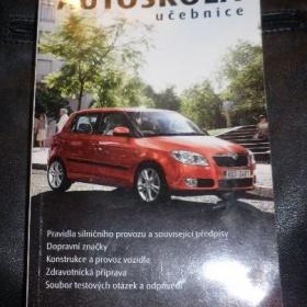 Učebnice Autoškola - autor: P. Prorok - foto č. 1