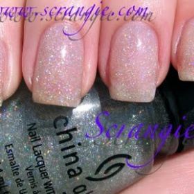 China Glaze - Fairy dust - foto �. 1