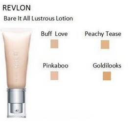 Revlon: Bare It All Lustrous Lotion - č.370 Pink A Boo. - foto č. 1