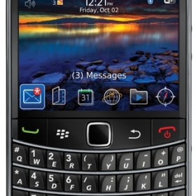Blackberry 9700 �ern� - foto �. 1