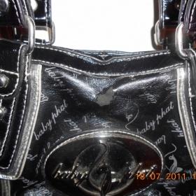 Černá kabelka Baby Phat - foto č. 1