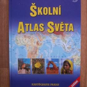 Školní atlas světa - 2.vydání - foto č. 1