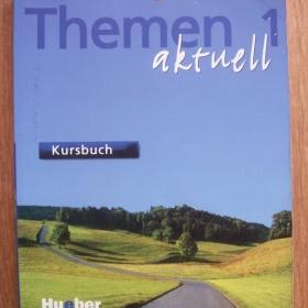 Themen 1 aktuell Kursbuch učebnice němčiny - foto č. 1