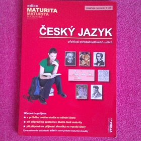 Učebnice český jazyk edice maturita - foto č. 1