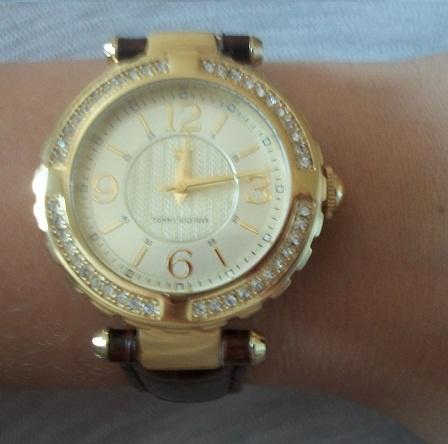 ad503d2fef Dámské hodinky Tommy Hilfiger - Bazar Omlazení.cz