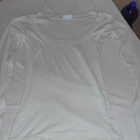 Triko s dlouhým rukávem tělové barvy, zn. Madonna - foto č. 1