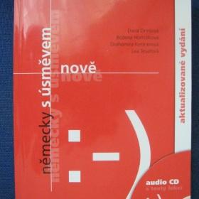 Německy s úsměvem nově + CD - foto č. 1