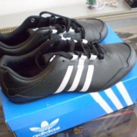 Černé sportovní tenisky Adidas - foto č. 1