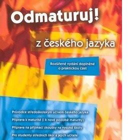 Učebnici odmaturuj z českého jazyka, odmaturuj z literatury 1,2 - foto č. 1