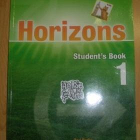 Učebnice anglického jazyka Horizons 1 - foto č. 1