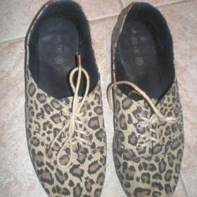 Leopardí tensiky Gate - foto č. 1
