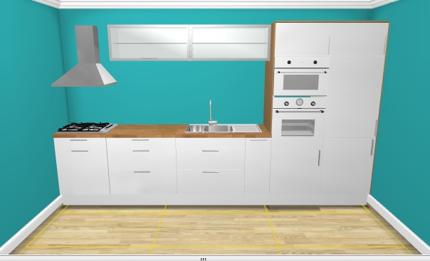 121fbb5adfce Kuchyně z Ikea