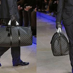 Elegantní cestovní taška - foto č. 1