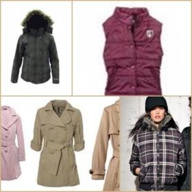 Hledám na výměnu zimní bundu, kabát nebo vestu v libovolné barvě - foto č. 1