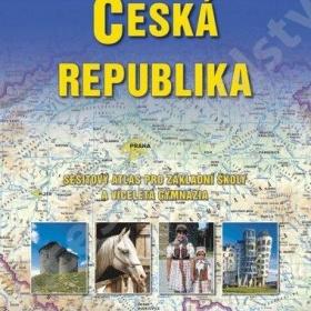 Atlas České republiky - foto č. 1