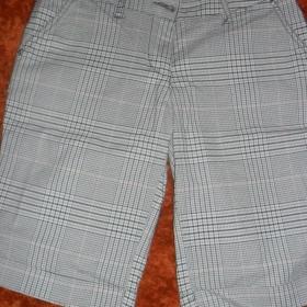 Šedé třičtvrteční kalhoty Amisu - foto č. 1