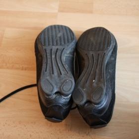 Černé boty Nike - foto č. 1