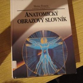 Anatomický obrazoový slovník Feneis - foto č. 1