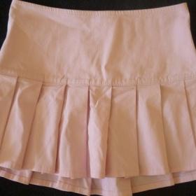 Světle růžová sukně by H&M - foto č. 1
