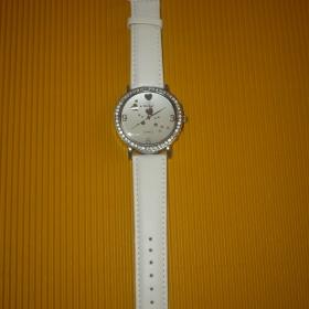 B�l� hodinky Bentime - foto �. 1