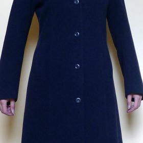 Zimní kabát Ottima tmavě modrý - foto č. 1