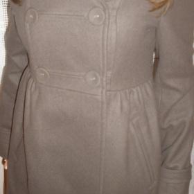 Hnědo - šedý kabátek Gate podzim/zima - foto č. 1