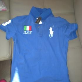 Polo triko Ralph Lauren - námořnická modř