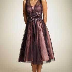 Plesové šaty - foto č. 1