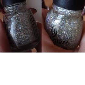 Holografický lak Fairy Dust (China glaze) - foto č. 1