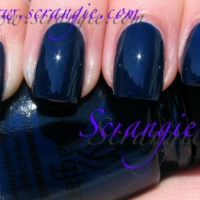 Lak na nehty China Glaze Calypso blue - foto č. 1