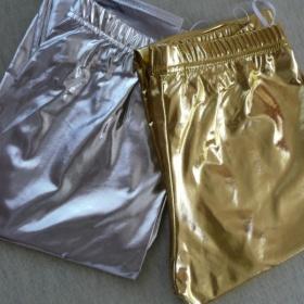 Zlaté legíny vel. XS - foto č. 1