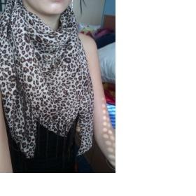 Leopardí šátek - Telly weijl - foto č. 1